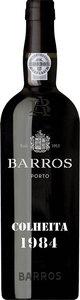Barros Colheita 2001 Bottle