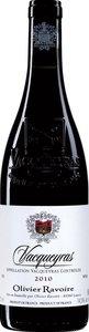 Olivier Ravoire Vacqueyras 2012 Bottle