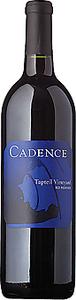 Cadence Tapteil 2009 Bottle