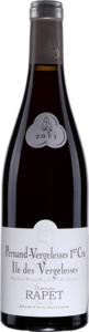 Rapet Père Et Fils Pernand Vergelesses Premier Cru Ile Des Vergelesses 2010 Bottle