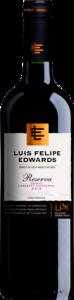 Luis Felipe Edwards Shiraz Cabernet Reserva 2012 Bottle
