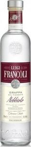 Luigi Francoli Grappa Del Piemonte Nebbiolo Bottle
