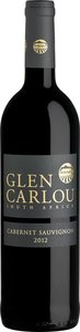 Glen Carlou Cabernet Sauvignon 2012 Bottle