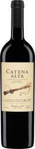 Catena Alta Cabernet Sauvignon 2011 Bottle