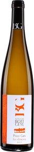 Domaine Bott Geyl Les Éléments Pinot Gris 2011 Bottle