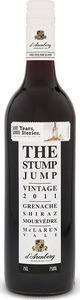 D'arenberg The Stump Jump Grenache/Shiraz/Mourvèdre 2011 Bottle