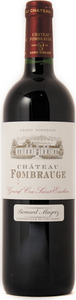 Château Fombrauge 2010, Ac Saint émilion Grand Cru Classé, Bordeaux, France Bottle