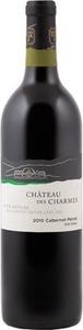 Château Des Charmes Old Vines Cabernet/Merlot 2012, VQA Niagara On The Lake, Estate Btld. Bottle