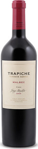 Trapiche Vina Jorge Miralles Terroir Series Single Vineyard Malbec 2009 Bottle