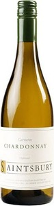 Saintsbury Chardonnay 2012, Unfiltered, Carneros Bottle