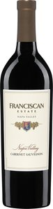 Franciscan Cabernet Sauvignon 2012, Napa Valley Bottle