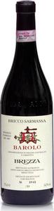 Brezza Bricco Sarmassa Barolo 2000 Bottle