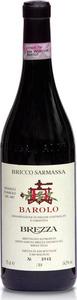 Brezza Bricco Sarmassa Barolo 2003 Bottle