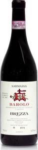 Brezza Sarmassa Barolo 2007 Bottle