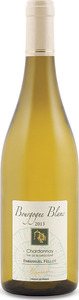 Fellet Bourgogne Blanc 2013, Ac Bottle