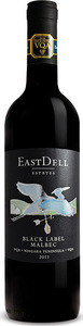 Eastdell Black Label Malbec 2011, VQA Niagara Peninsula Bottle