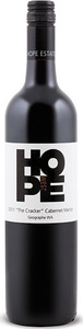 Hope The Cracker Cabernet Merlot 2011, Western Australia Bottle