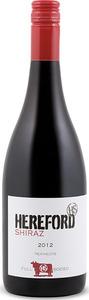 Hereford Shiraz 2012, Heathcote Bottle