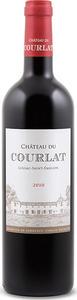 Château Du Courlat 2010, Ac Lussac Saint émilion Bottle