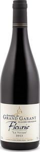 Domaine De Grand Garant Le Vivier Fleurie 2013, Ac Bottle