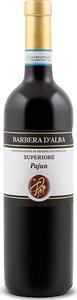 Pier Pajun Barbera D'alba Superiore 2009, Doc Bottle