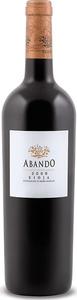 Abando Vendimia Seleccionada Crianza 2008, Doca Rioja Bottle