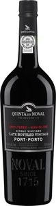 Quinta Do Noval Unfiltred Late Bottled Vintage 2008 Bottle