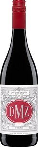 De Morgenzon Dmz Syrah 2012, Wo Western Cape Bottle