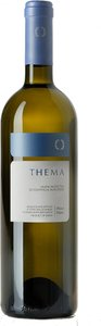 Ktima Pavlidis Thema White 2013, Aocq Drama, Macedonia Bottle
