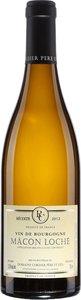 Domaine Codier Mâcon Loché 2013 Bottle