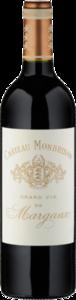 Château Monbrison 2011, Ac Margaux Bottle