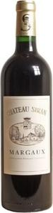 Château Siran 2011, Ac Margaux Bottle