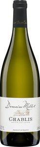 Domaine Millet Chablis 2013 Bottle