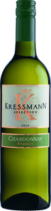 Kressmann Selection Chardonnay 2013, Vin De France Bottle