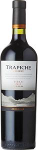 Trapiche Reserve Syrah 2013, Mendoza Bottle