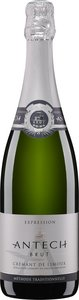 Antech Cuvée Expression Brut Crémant De Limoux 2011, Ac, Méthode Traditionnelle Bottle