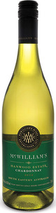 Mcwilliam's Hanwood Estate Chardonnay 2012, Southeastern Australia Bottle