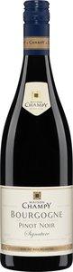 Maison Champy Signature Pinot Noir Bourgogne 2012, Ac Bottle