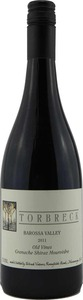 Torbreck Old Vines Grenache/Shiraz/Mourvèdre 2011, Barossa Valley, South Australia Bottle