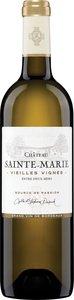 Chateau Sainte Marie Entre Deux Mers Vieilles Vignes 2013 Bottle