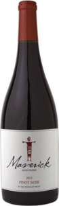 Maverick Pinot Noir 2013 Bottle