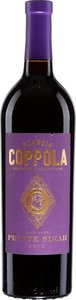 Francis Ford Coppola Petite Sirah Diamond 2012 Bottle