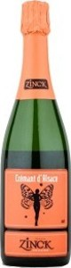 Paul Zinck Cremant D'alsace, Alsace Bottle