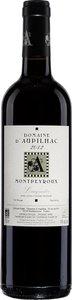 Domaine D'aupilhac Montpeyroux 2013 Bottle