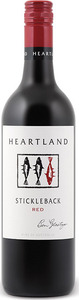 Heartland Stickleback Red 2012, South Australia Bottle