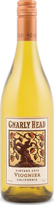 Gnarly Head Viognier 2013, California Bottle