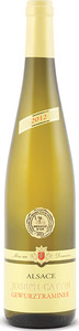 Joseph Cattin Gewürztraminer 2012, Ac Alsace Bottle