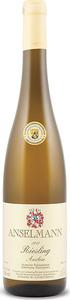 Anselmann Riesling Auslese 2012, Qualitätswein Bottle