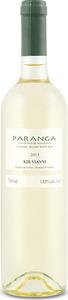 Kir Yianni Paranga White 2013, Regional Wine Of Macedonia Bottle