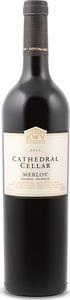 Cathedral Cellar Merlot 2011 Bottle